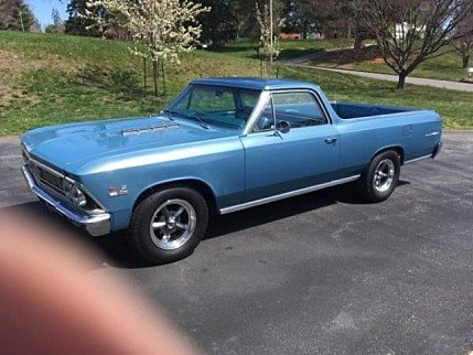 1966 Chevrolet El Camino for sale 100989463